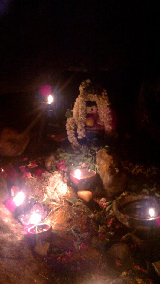 Sri Pathanjali Lingam!